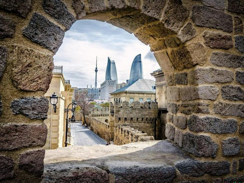 What you can expect to see visiting Baku Old City?