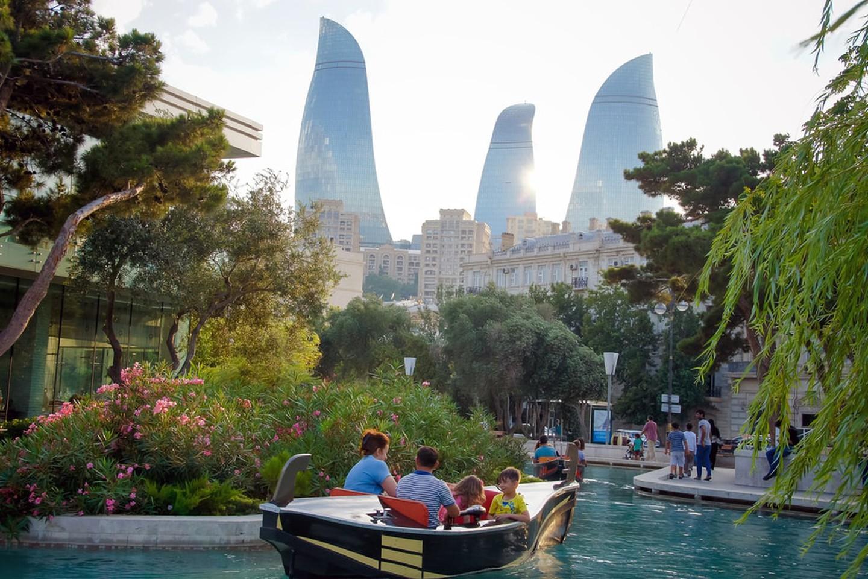 7 days 6 Nights Azerbaijan Tour